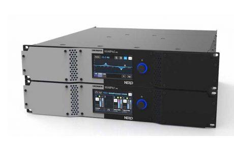 Νέα γενιά NXAMP TD controllers από τη Nexo