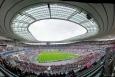 Φουλ της Nexo στο Stade de France, με 300 καμπίνες Nexo Geo S12 να αντικαθιστούν το παλιό σύστημα Alpha...