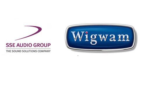 Στο SSE Audio Group η Wigwam Acoustics