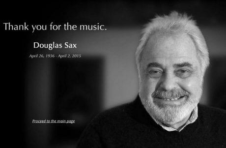Εφυγε ο θρυλικός Doug Sax
