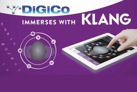 H DiGiCo απέκτησε την KLANG:technologies