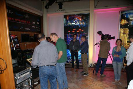 Bon Studio – 1o Broadcast Open House Event