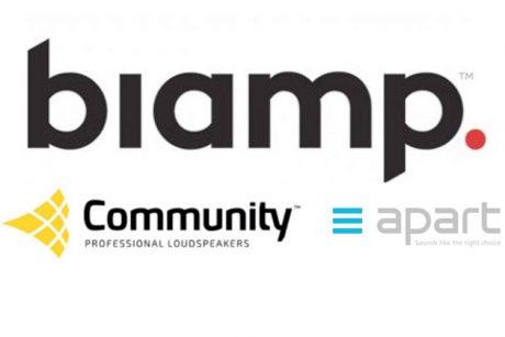 Στην Audio Group Greece το Group Biamp