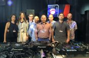 Το DJ Shop στη Music World Expo ένα ειδικά διαμορφωμένο περίπτερο και πλήθος προϊόντων...