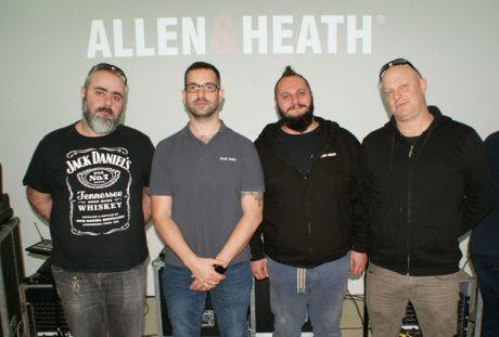 Allen & Heath: πιο ώριμη από ποτέ