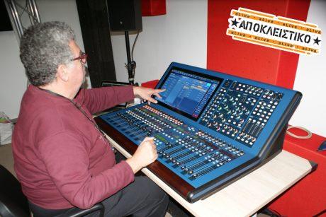 Βαριά φανέλα και τεράστιο το κληροδότημα για τη νέα Midas Heritage-D HD96-24 που συναντήσαμε στις εγκαταστάσεις της Omikron Electronics…