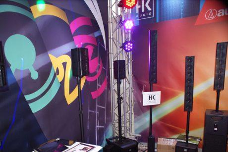 Η Space Lights and Audio στη Music World Expo