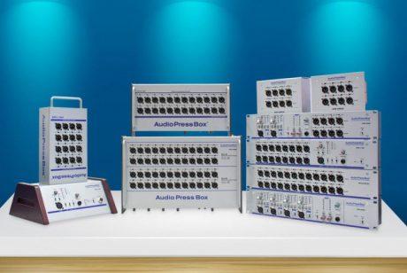 H AudioPressBox στην Telmaco ΑΕ