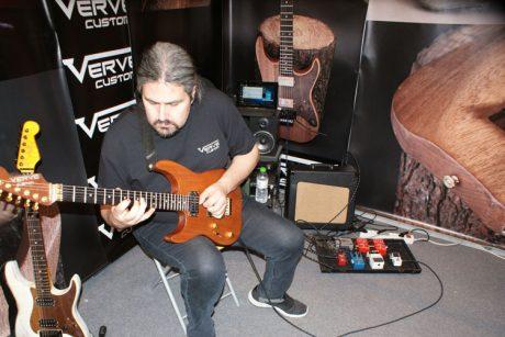 H Verve Guitars στη MWE 2017