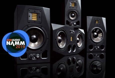 ADAM Audio και Sonarworks μαζί