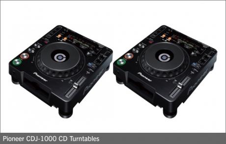 Πωλείται ο εξής DJ εξοπλισμός