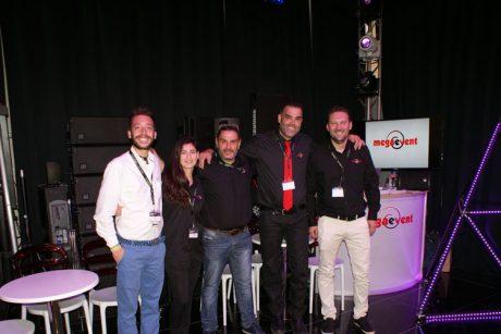 Η Mega Event στη Music World Expo 2016