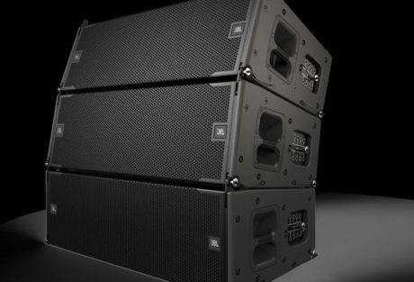 JBL: Ετοιμο το νέο VTX A12 line array