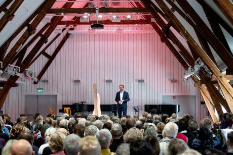 H Meyer Sound μετέτρεψε έναν ιστορικό αχυρώνα στη Νορβηγία σε συναυλιακό venue παγκόσμιας κλάσης, με την εφαρμογή του Constellation system…