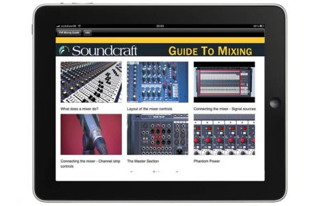 """The Soundcraft Guide to Mixing"""