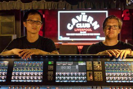 Δυο Soundcraft στο θρυλικό Cavern Club