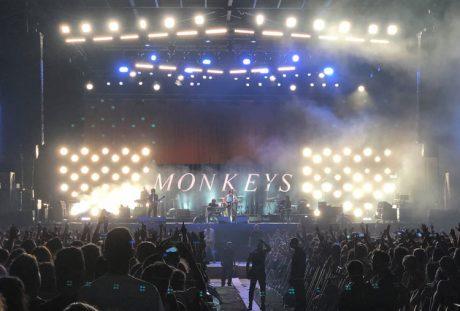 Οι Arctic Monkeys στο Terra Vibe