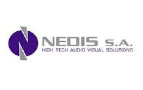 H NEDIS στην έκθεση Music World Expo