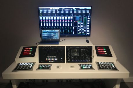 4REA4 Installed Audio Solution από τη DiGiCo