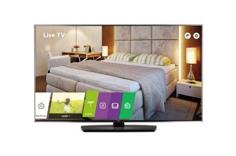 LG: Νέα σειρά 4K Hotel TV