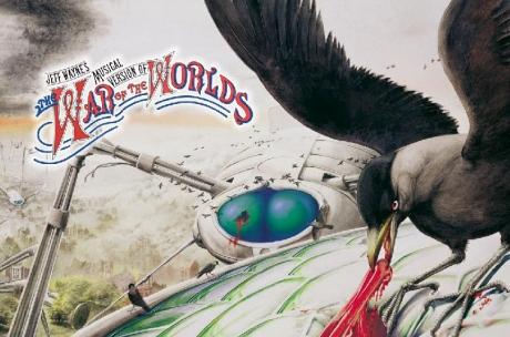Το μιούζικαλ 'The War of the Worlds' περιοδεύει ήδη από το 2006. Φέτος όμως, άλλαξε ηχεία...