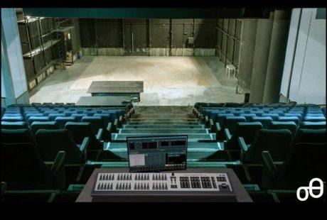 Το Σύγχρονο Θέατρο με ETC Element II