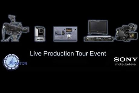 SONY Live Production