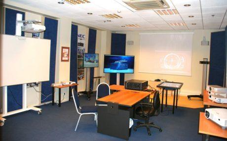 Νέος χώρος για τα προιόντα της NEC