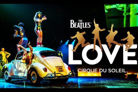 Αίτηση πτώχευσης για το Cirque du Soleil