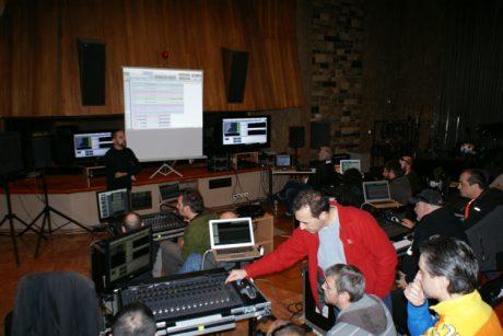 Παρουσίαση AVID S3L στο Studio Sierra
