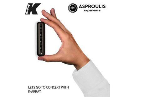 Η K-Array στην Asproulis Experience