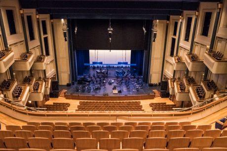 Τα σχεδόν 'αόρατα' συστήματα της Ιταλικής K-Array υποστήριξαν ηχητικά την πρόσφατη συναυλία του Μ. Φραγκούλη στο Μέγαρο Μουσικής Θεσ/νίκης…