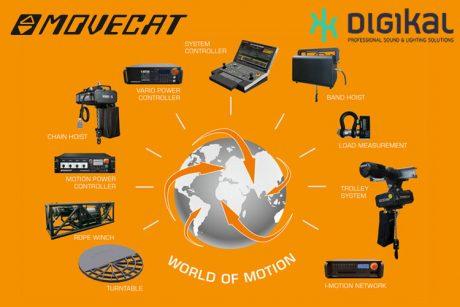 H Movecat στη Digikal