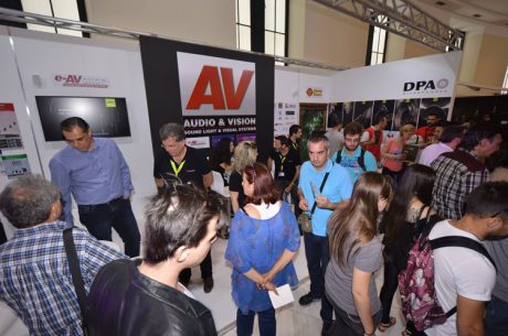H Audio & Vision στη Music World Expo