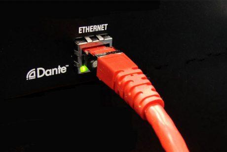 400 συσκευές υποστηρίζουν Dante Domain Manager