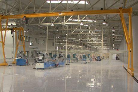 Νέο εργοστάσιο της Prolyte στη Ρουμανία