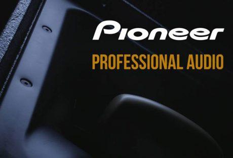 H Pioneer Professional Audio στην Omikron Electronics