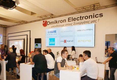 Η Omikron Electronics στη MWE 2017