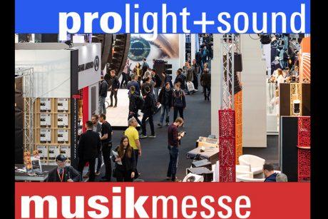 Prolight + sound – Αναβολή & νέες ημερομηνίες
