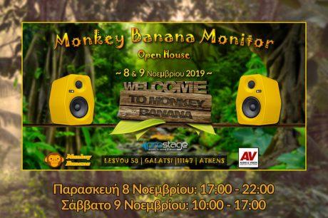Monkey Banana Open House