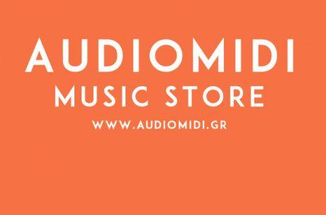 Το Audiomidi Music Store στη Music World Expo 2016