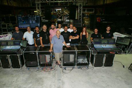 Με μεγάλη επιτυχία και πολλές συμμετοχές ηχοληπτών, πραγματοποιήθηκε το training day των AVID Venue S6L στη Bravos Sound…