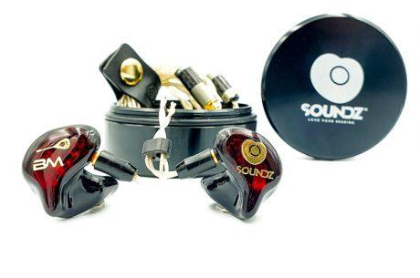 Τα custom In-ear monitors της Soundz