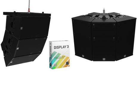 Torus και νέο 3D software από τη Martin Audio
