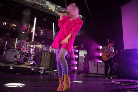 Οι Paramore με Telefunken