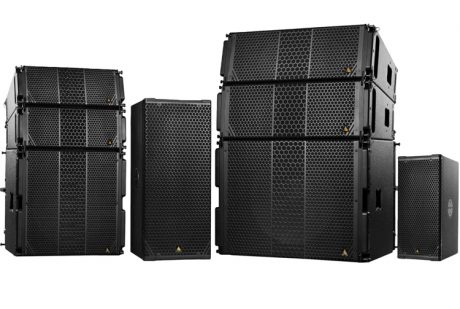 Adamson – Rebirth of power με τη νέα CS-Series με onboard amplification, DSP και Milan-ready AVB διασυνδεσιμότητα…