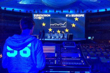 DiGiCo & Fortyeight.tv 'κέρδισαν' τις Ευρωεκλογές