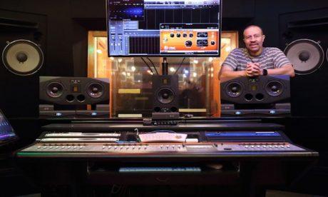 Caldwell Plus Productions: επέλεξαν ADAM Audio A77X