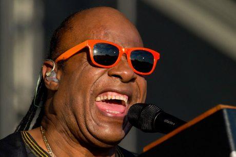 Ο Stevie Wonder με DPA μικρόφωνα