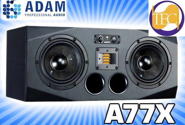 TEC Award στο A77X της Adam Audio